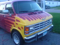 Picture of 1992 Dodge Ram Van 3 Dr B250 Cargo Van, exterior