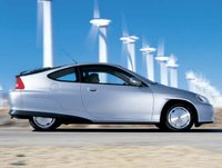 2002 Honda Insight Picture Gallery