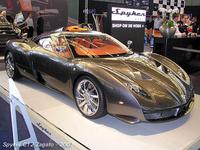 2008 Spyker C12 Zagato Overview
