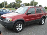 2005 Ford Escape XLT 4WD picture, exterior