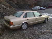 1991 Ford Scorpio Overview