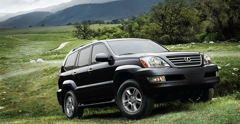 2007 lexus gx 470 overview cargurus. Black Bedroom Furniture Sets. Home Design Ideas