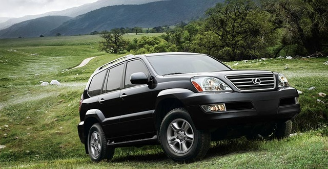 Picture of 2007 Lexus GX 470