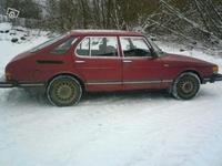 1984 Saab 900 picture, exterior