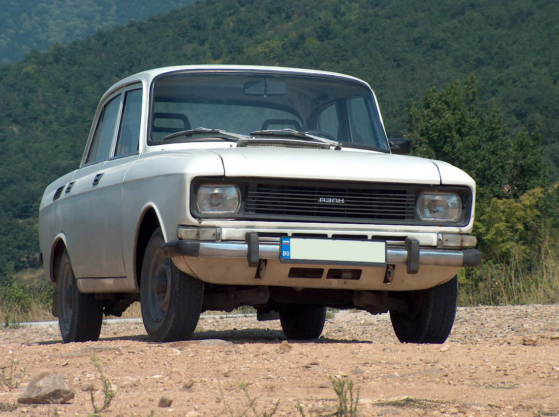 Moskvitch Overview Cargurus