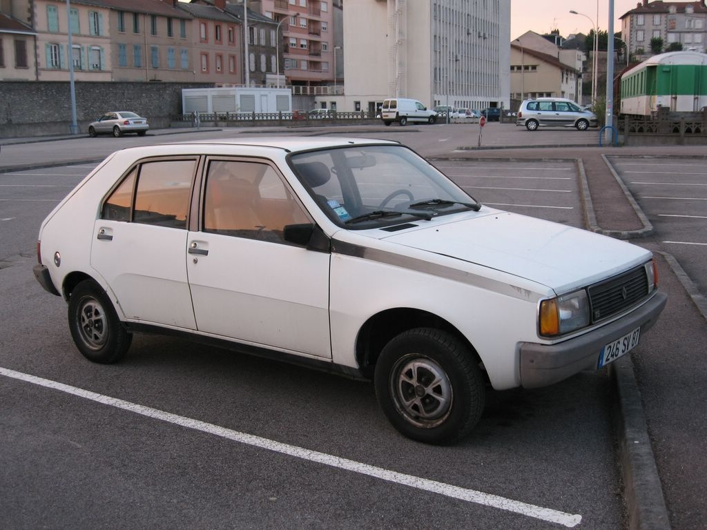 Renault 14 Overview Cargurus