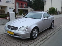 Picture of 2003 Mercedes-Benz SLK-Class, exterior