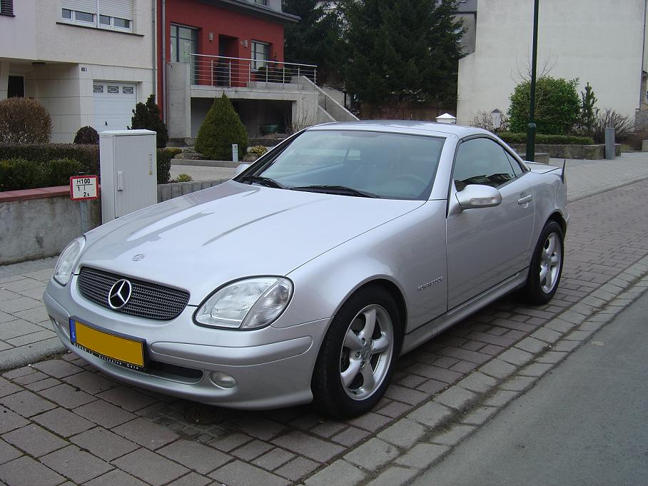 Picture of 2003 Mercedes-Benz SLK-Class