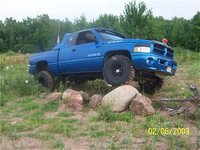 Picture of 2007 Dodge Ram 3500 TRX4 Off-Road Quad Cab, exterior