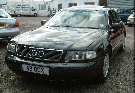 1999 Audi A8