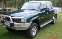 2001 Mitsubishi Triton Overview
