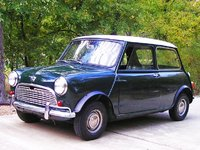 1963 Austin Mini, Our trusty mini after 38 years of constant service., exterior