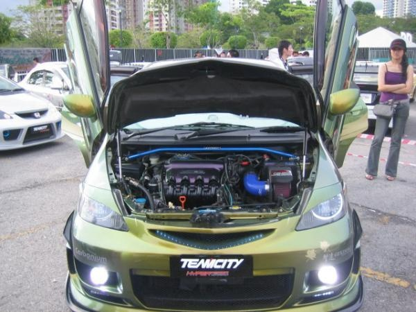 Picture of 2006 Honda City, engine, gallery_worthy