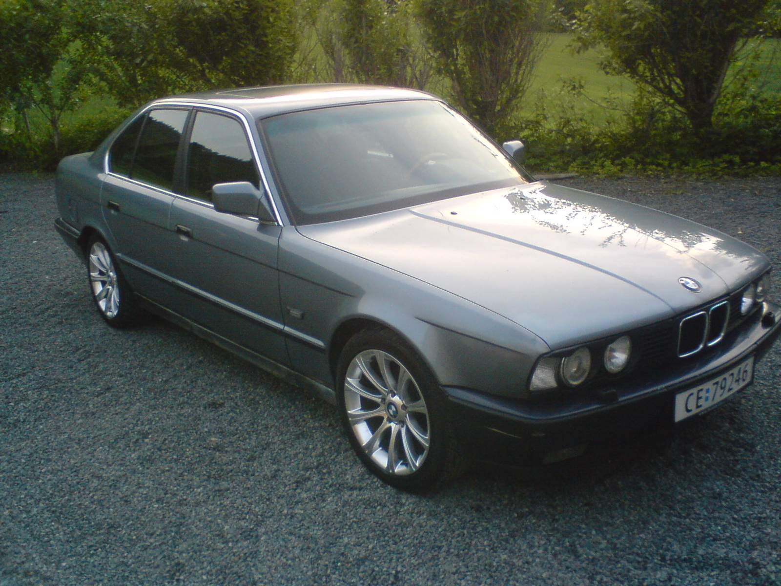 1991 Bmw 5 Series - Pictures