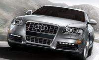 2009 Audi S6, Front View, exterior, manufacturer