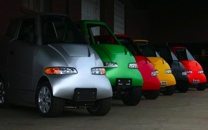 2008 Commuter Cars Tango