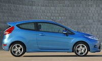 2009 Ford Fiesta, Right Side View, exterior, manufacturer, gallery_worthy