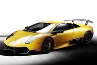2009 Lamborghini Murcielago, Front Left Quarter View, exterior, manufacturer, gallery_worthy