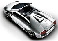 2009 Lamborghini Murcielago, Overhead View, exterior, manufacturer