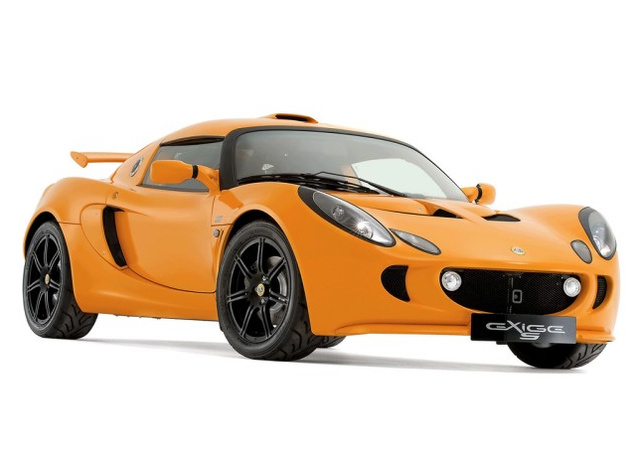 2009 Lotus Exige, Front Right Quarter View, exterior, manufacturer