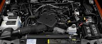 2009 Mazda B-Series Truck, Engine View, engine, manufacturer