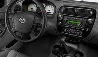 2009 Mazda B-Series Truck, Interior View, interior, manufacturer