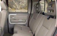 2009 Mitsubishi Raider, Interior View, interior, manufacturer