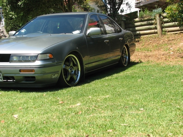 Picture of 1988 Nissan Cefiro, exterior, gallery_worthy
