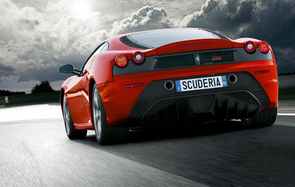Ferrari 430 Scuderia for Sale 4