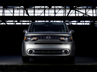 2009 Nissan Cube, Front View, exterior, manufacturer