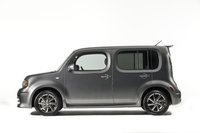 2009 Nissan Cube, Left Side View, exterior, manufacturer