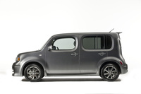 2009 Nissan Cube, Left Side View, manufacturer, exterior