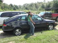 1997 Saab 900 4 Dr S Hatchback picture, exterior