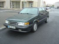1989 Saab 9000 Overview