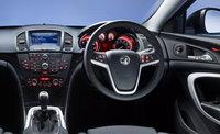 2009 Opel Insignia, Interior View, interior, manufacturer