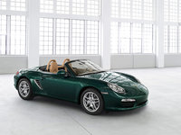 2009 Porsche Boxster, Front Right Quarter View, exterior, manufacturer, gallery_worthy
