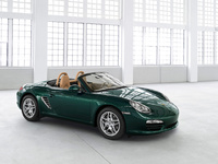 2009 Porsche Boxster, Front Right Quarter View, manufacturer, exterior