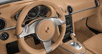 2009 Porsche Boxster, Interior View, interior, manufacturer