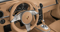 2009 Porsche Boxster, Interior View, manufacturer, interior