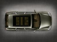 2009 Porsche Cayenne, Overhead View, exterior, manufacturer