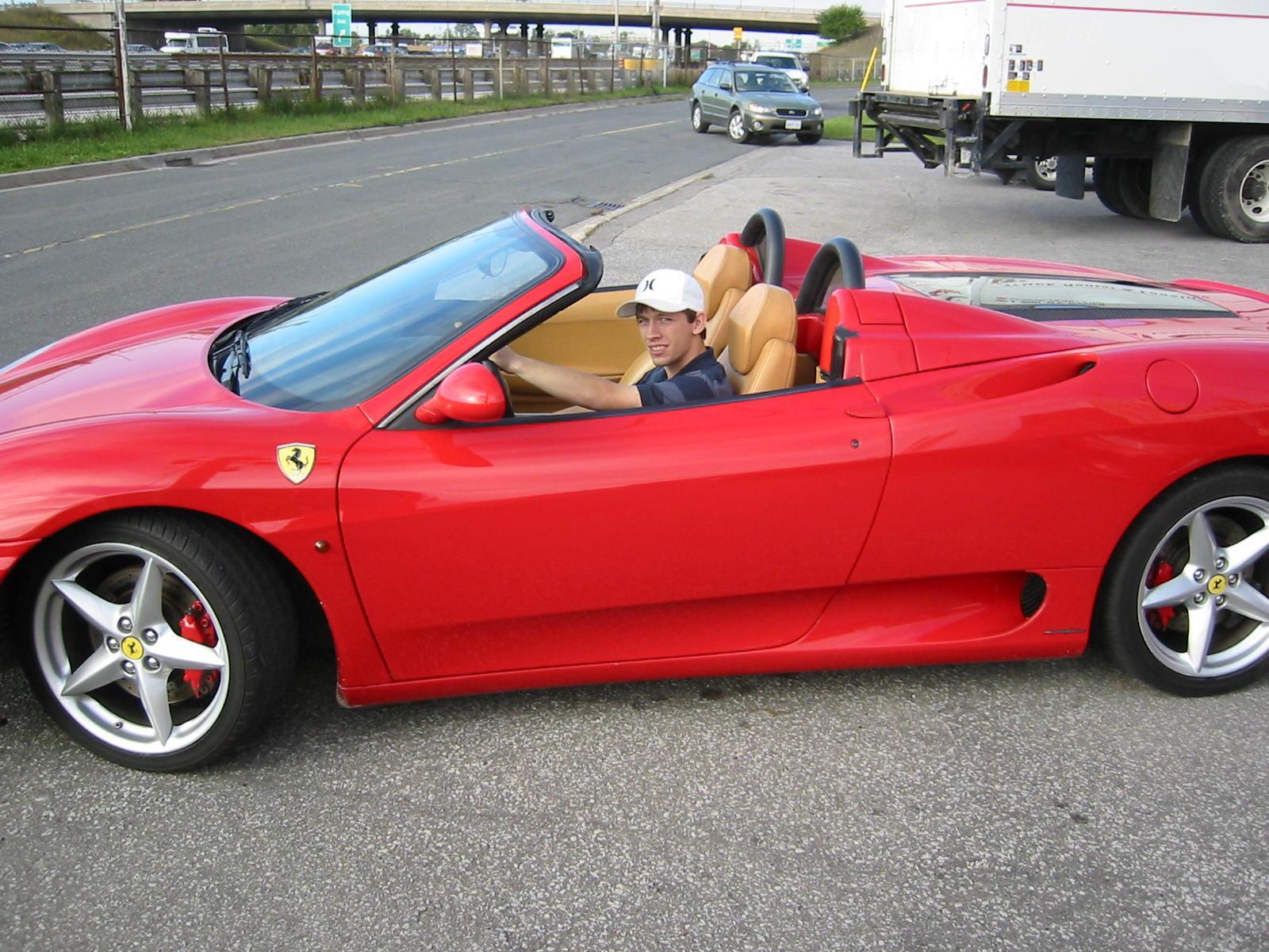 2001 Ferrari 360 Pictures Cargurus