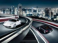 2009 Porsche Cayman, Overhead View, exterior, manufacturer