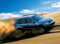2009 Suzuki Grand Vitara Picture Gallery