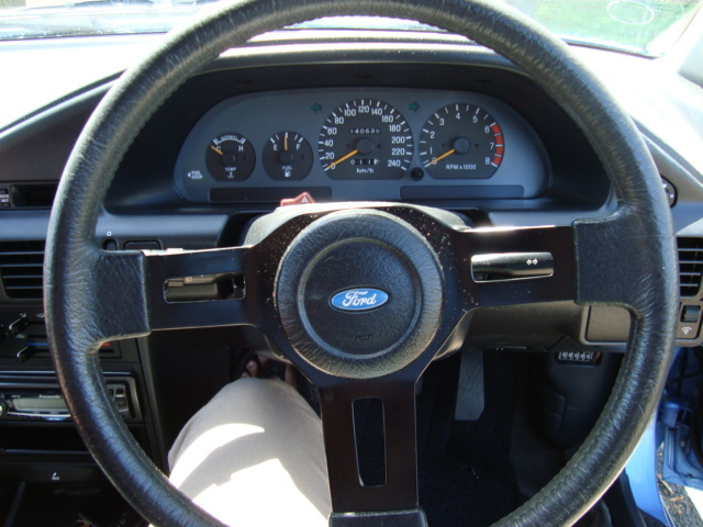 Picture of 1996 Ford Laser, interior