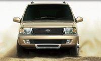 2009 Tata Safari, Front View, exterior, manufacturer