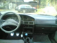 Picture of 1990 Toyota Corolla DX, interior