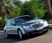 2009 Maybach 62 Picture Gallery
