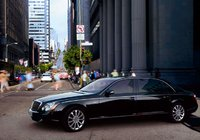2009 Maybach 62, Left Side View, exterior, manufacturer