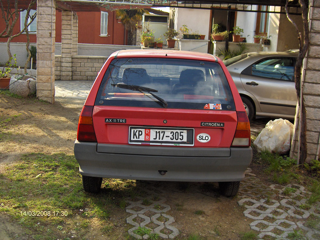 Picture of 1987 Citroen AX, exterior, gallery_worthy