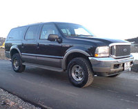 2002 Ford Excursion Picture Gallery